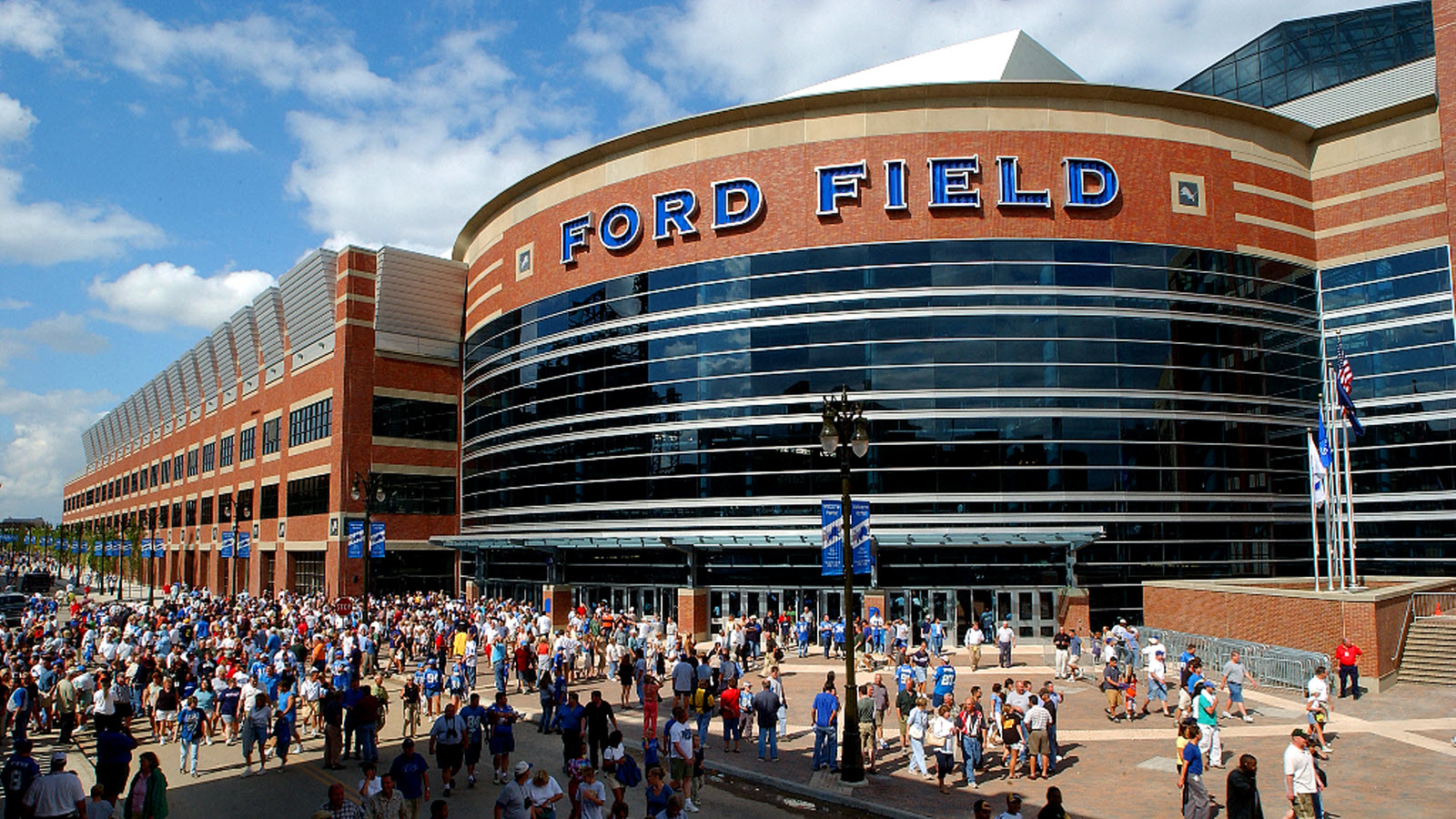 Things to Do in Detroit - Ford Field
