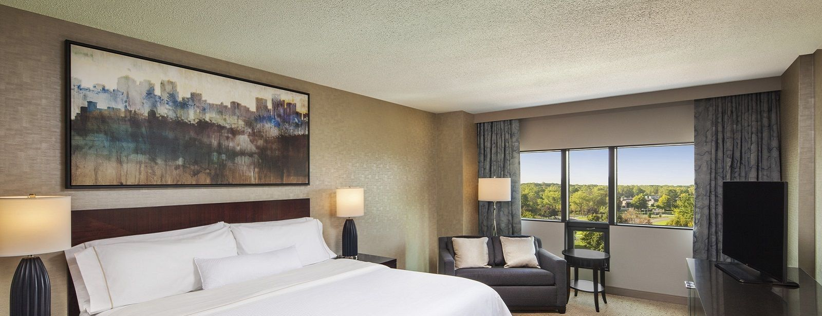 PURE® Allergy Friendly Guest Room | The Westin Southfield Detroit