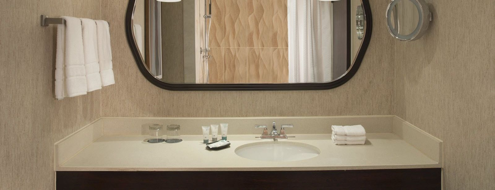 Guest Room Bathroom | The Westin Southfield Detroit